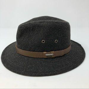 Stetson Crushable Wool Velvet Hat